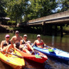 Kayak rentals a hot business this summer