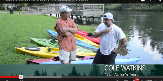 WATCH: Augusta Outdoors: Crazy for Kayaking in the CSRA