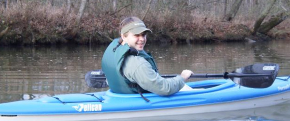Student Kayaks His Way Into Business
